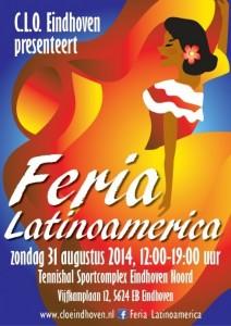Feria Laitnoamerica o0 31 augusuts