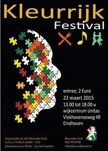 kleurrijk festival