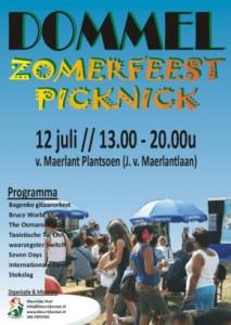 150712 Zomerfeest Picknick