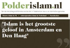 Polderislam website