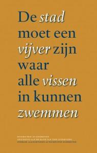 160523 Cover boek De stad moet een vijver zijn .....