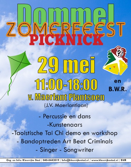 160529 Dommel Zomerfeest Picknick
