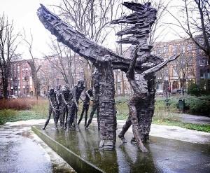 160701 monument afschaffing slavernij