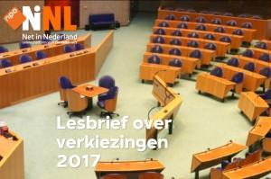 170310 Lesbrief over verkiezingen 2017
