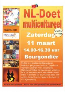 170311 NL-Doet Multicultureel Festival