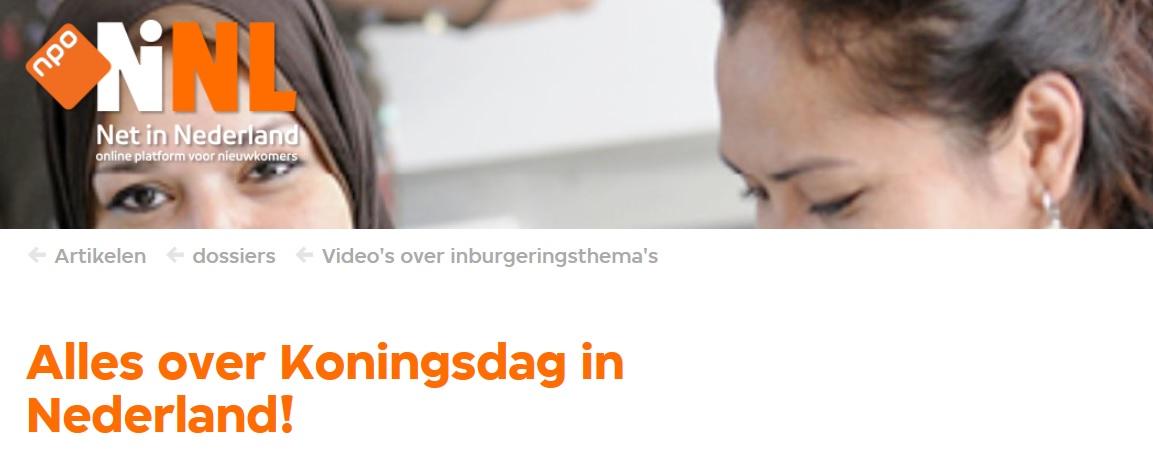 170427 Alles over Koningsdag Nederland