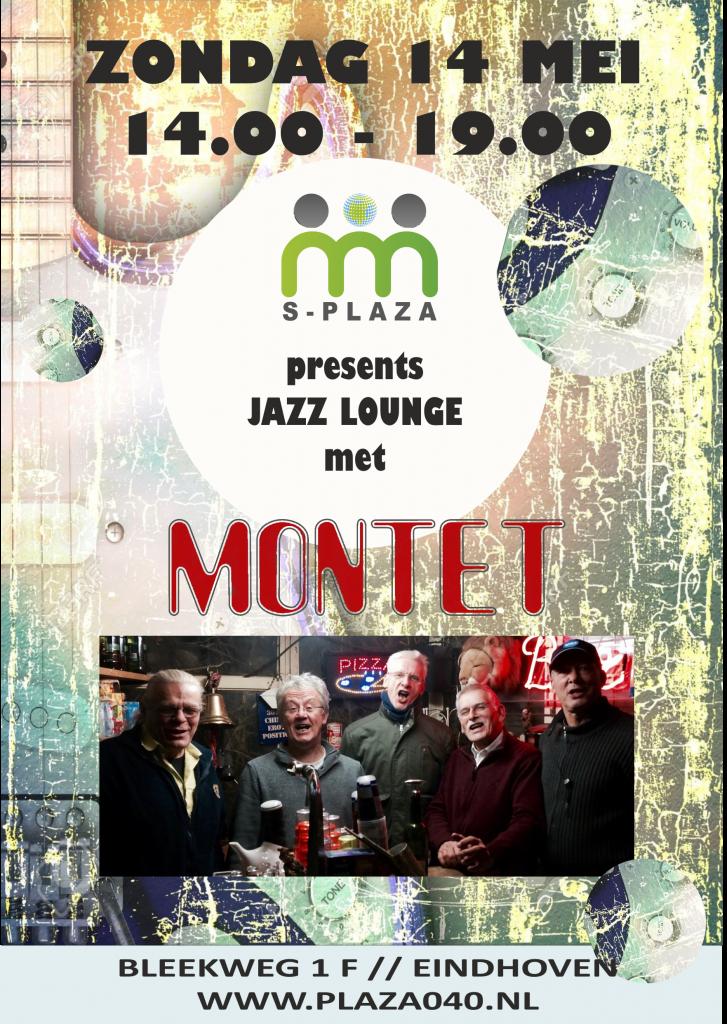 170514 Jazz Lounge S-Plaza met Montet
