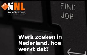 170524 Werk zoeken in Nederland