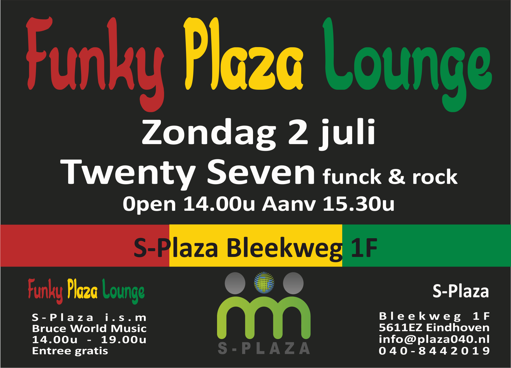 170702 Funcky Rock S Plaza