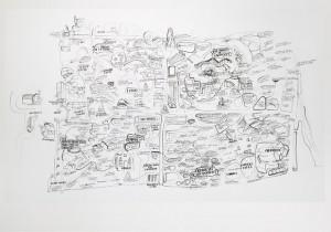 170706 Map Qiu Zhijie - workshop Van Abbe