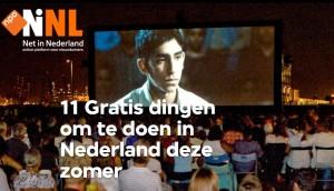 170727 gratis dingen te doen in Nederland