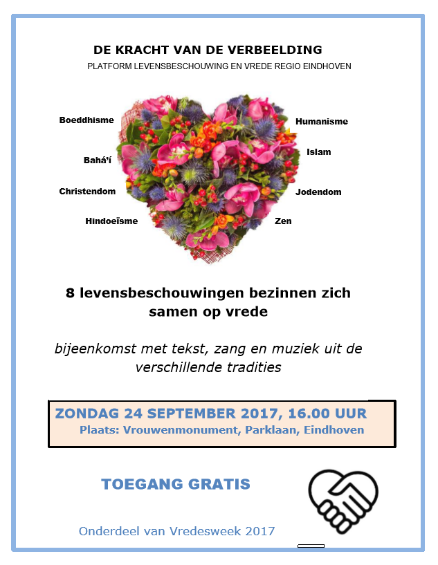 170924 poster Vredesweek