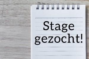 180209 Stage plaats gezocht