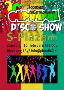 180210 Carnaval S-Plaza