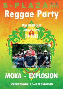 180714 Reggae Party