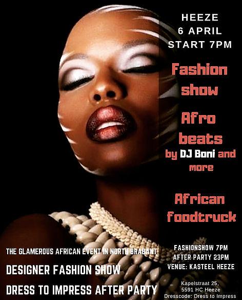 190406 Fashion show Africa Heeze