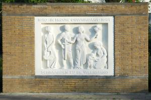 190504 Herdenking voor vrouwen
