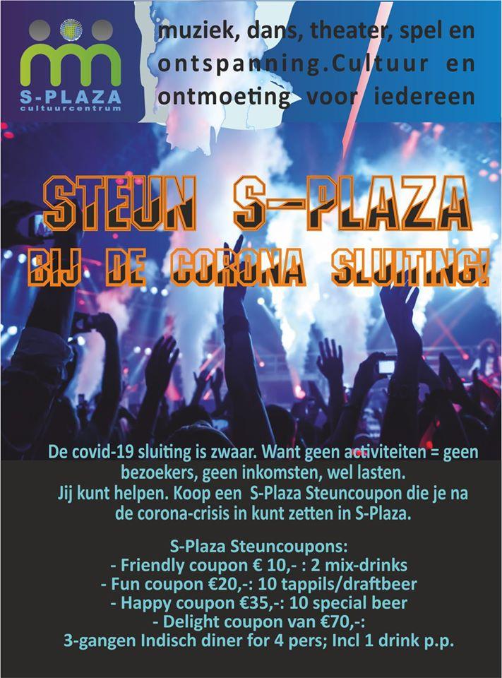 200330 Steun S-Plaza